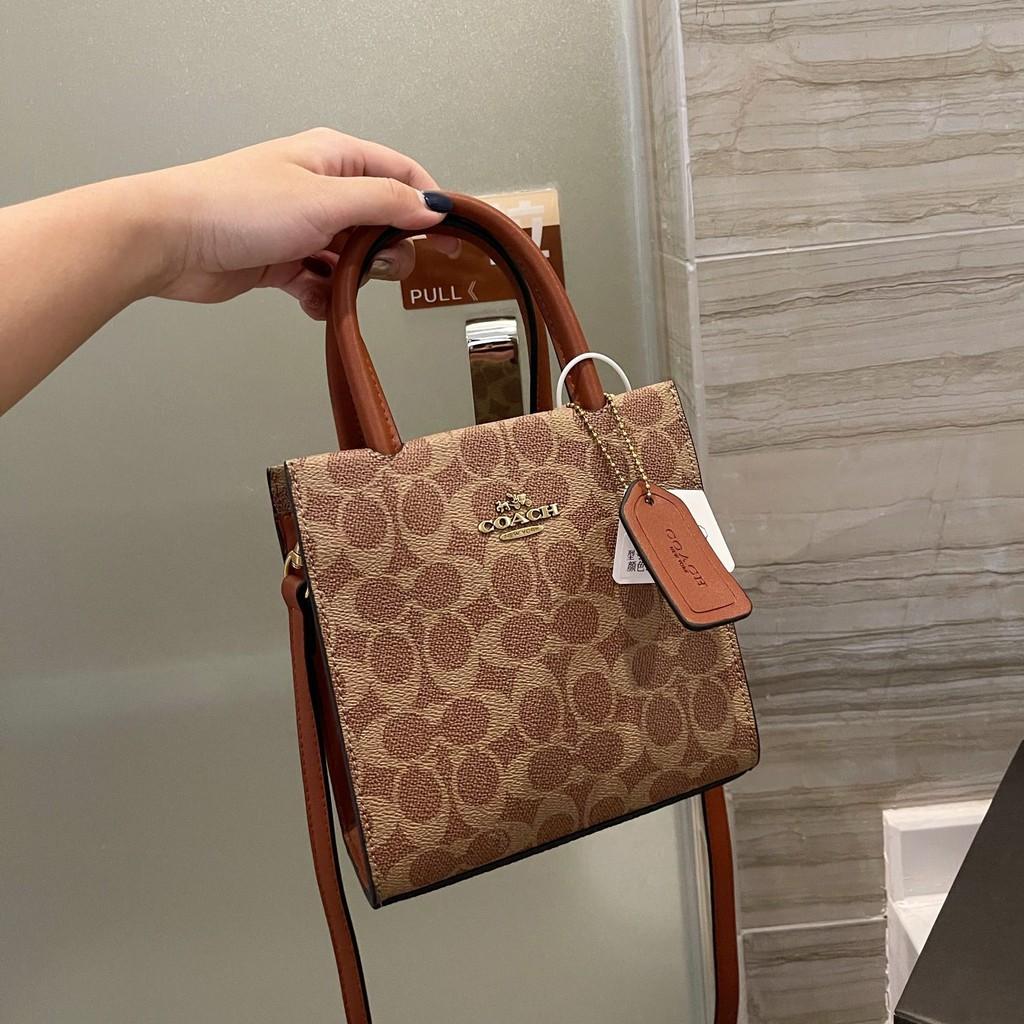 COACH 蔻馳新款購物袋 手提包 肩背包 側背包 斜背包 托特包 女士 包包