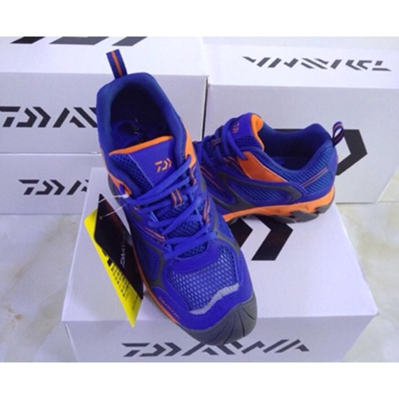DAIWA達瓦涉水釣魚鞋防滑DS-2300護腳指透氣排水速乾耐磨時尚釣魚鞋