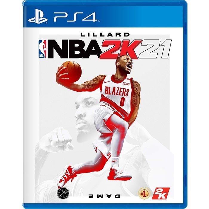 現貨 PS4 NBA 2K21 中文 一般版 另有永懷曼巴紀念版 首批另送KOBE卡貼