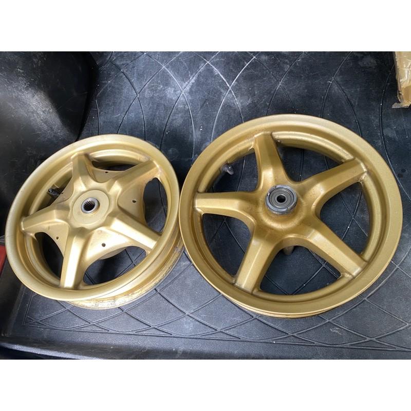 快速出貨 bwsx bws 12吋 原廠框 金框 原廠輪框 Yamaha
