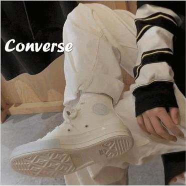 CONVERSE CHUCK 70 HI 米白色 防潑水 高筒 帆布鞋 569540C