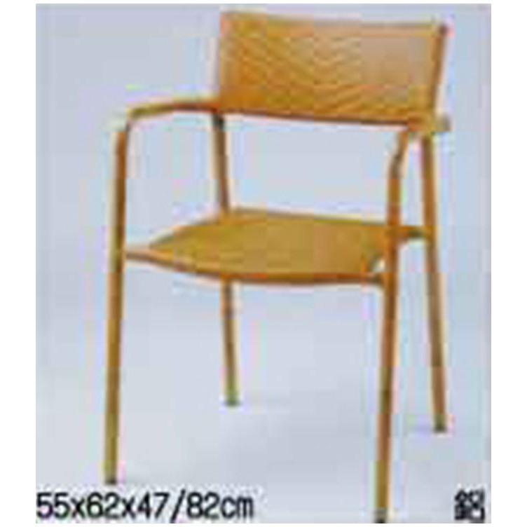 【DC642-19】 排骨籐椅 #U-1002-B