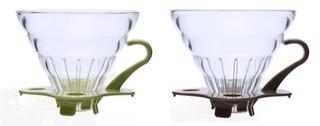 2059生活居家館_手工耐熱玻璃咖啡濾杯2-4人份【單入】另有Tiamo HARIO 濾紙 玻璃咖啡壺 咖啡豆罐 磨豆機 新北市