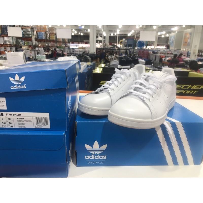 adidas Stan smith小白鞋 Costco代購
