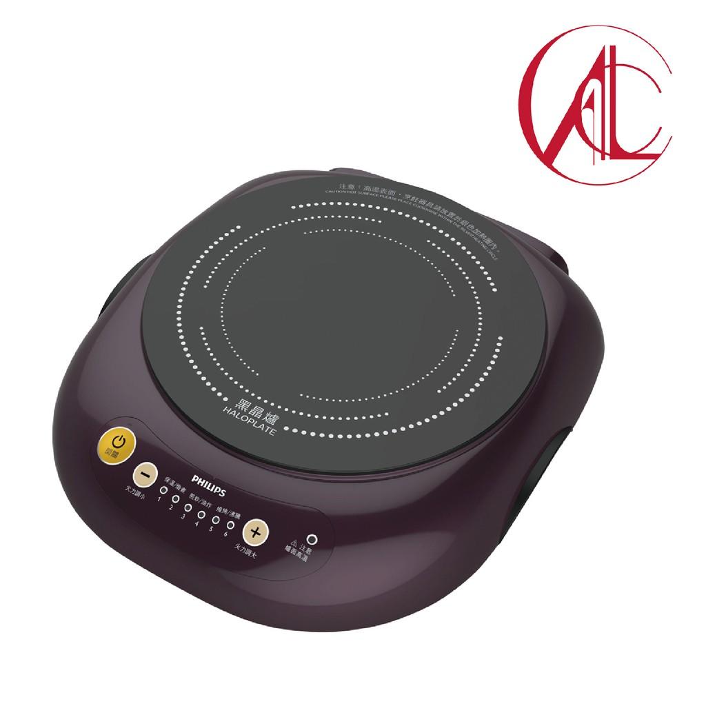 【Philips 飛利浦】不挑鍋黑晶爐(HD4998/HD-4998)