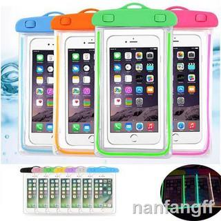 現貨□蘋果6S帶掛繩手機袋7plus手機包6p絨布保護套防塵防水掛脖子
