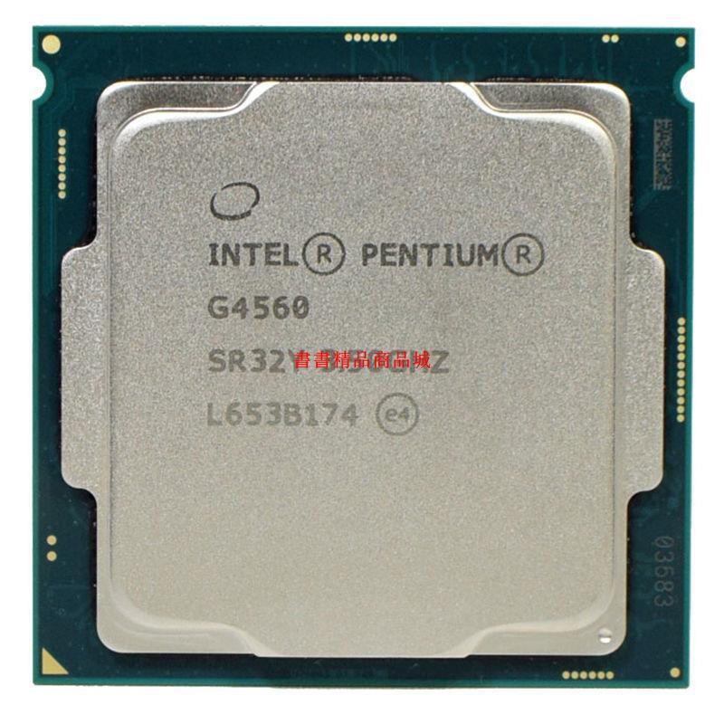 熱銷G3900 G3930 G4560 G4600 G4900 G5400 雙核心1151針CPU