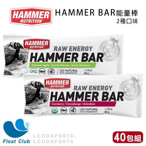 Hammer Bar 運動補給能量棒 @91/40包組 (請備註口味及數量)