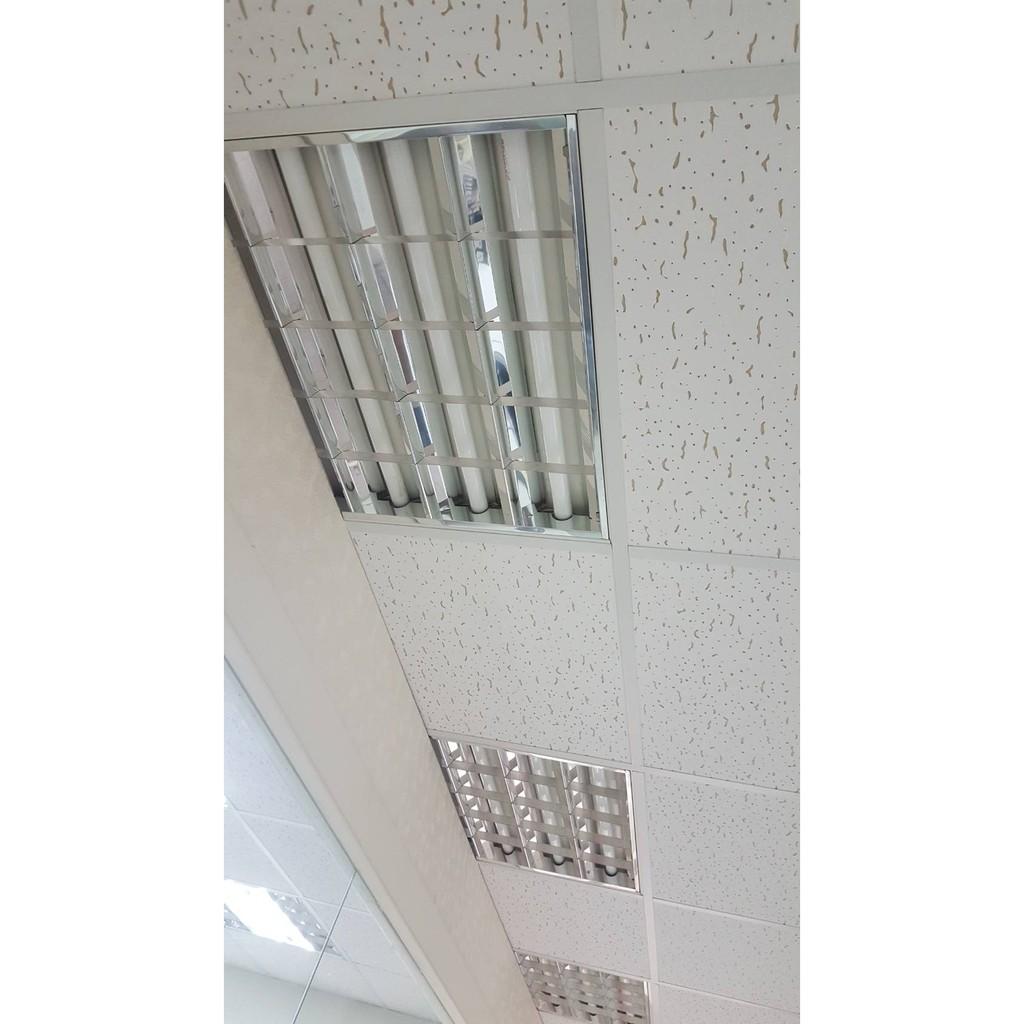 旭光日光燈組 不鏽鋼架 -(部分含燈管)二手 輕鋼架 燈具 燈管