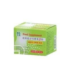 【恩亞生活 enya 】 綠色生活 蔬果綜合酵素S粉 30包盒