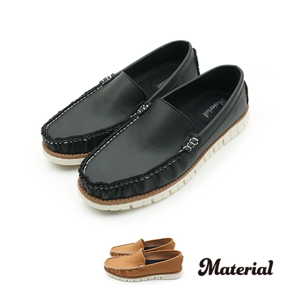 男鞋 紳士素面休閒鞋 T29092