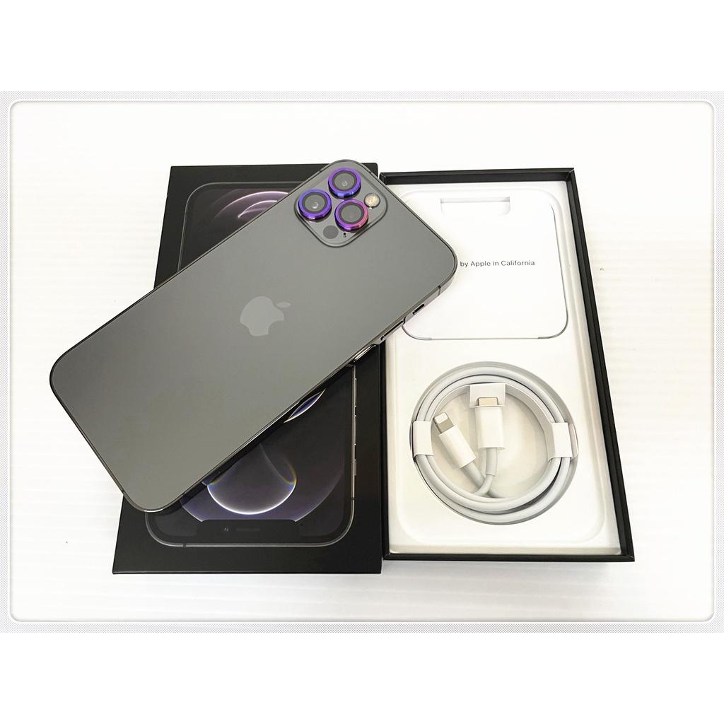 公司貨 Apple iPhone 12 Pro 石墨黑 128G 二手