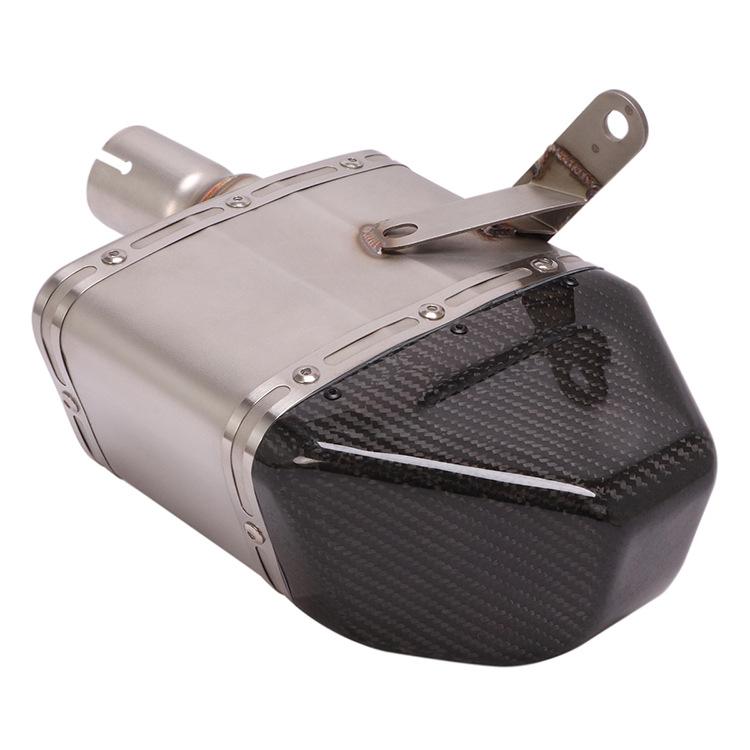 現貨熱賣 適用機車302S回壓盒子排氣管 BJ300GS-3改裝底排排氣管