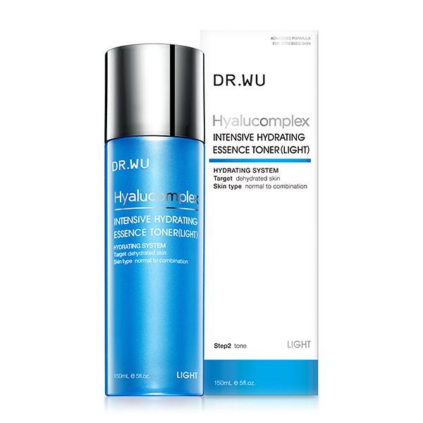 DR.WU玻尿酸保濕精華化妝水(清爽型)(150ml) 【康是美】