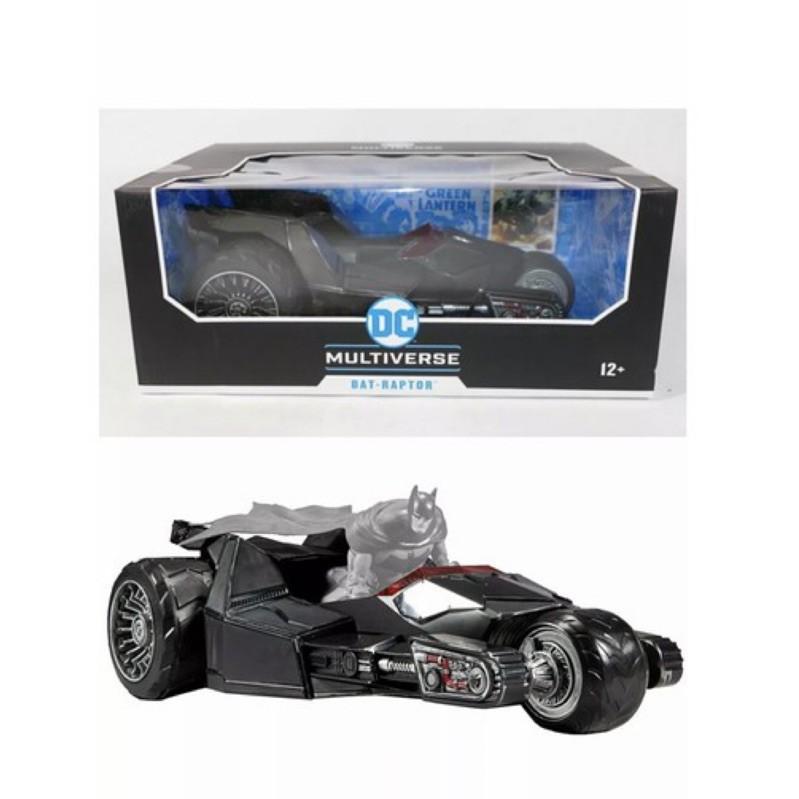 【全新現貨】麥法蘭 McFarlane DC MULTIVERSE BATMAN BatRaptor 麥法蘭 蝙蝠車