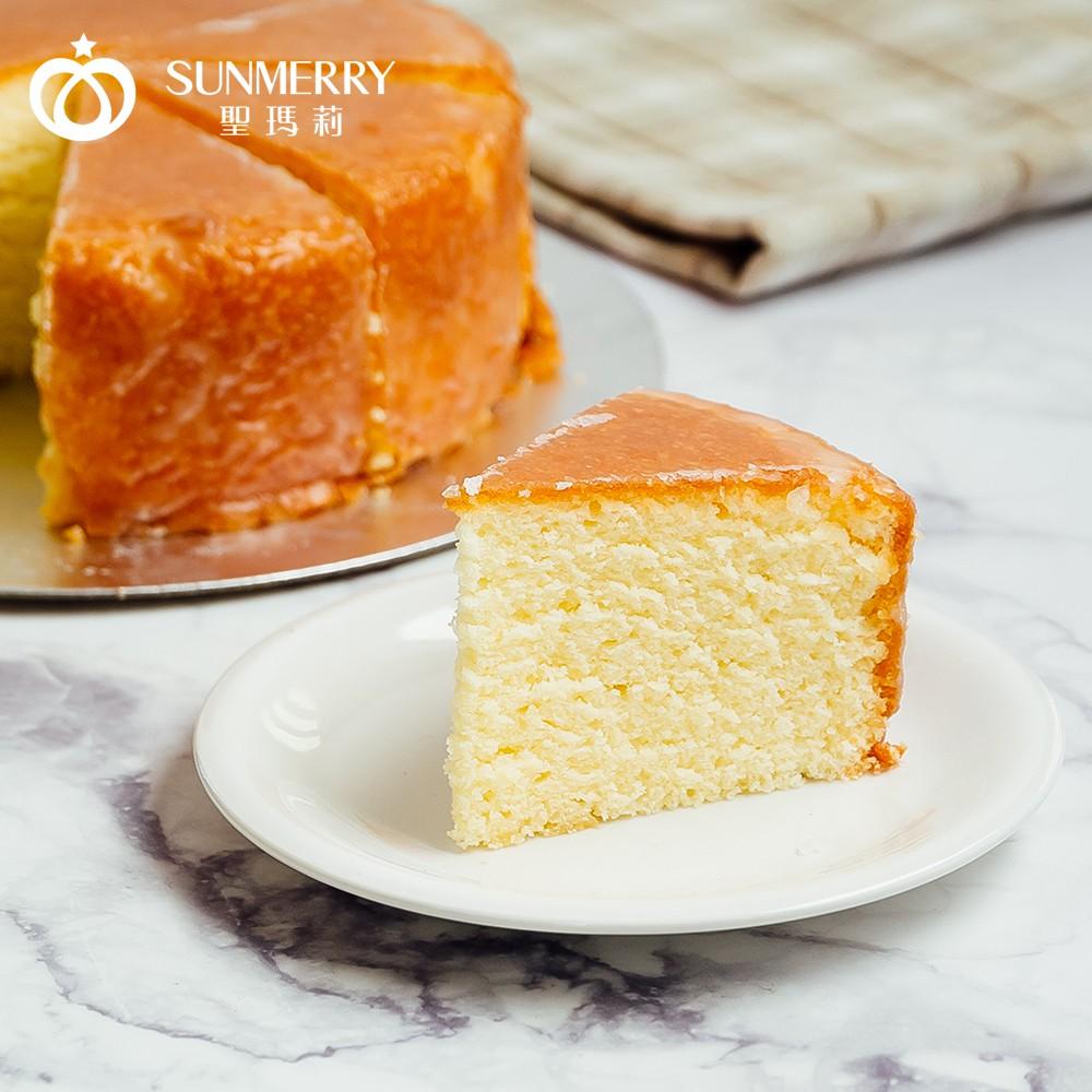 老奶奶檸檬蛋糕7吋/甜點
