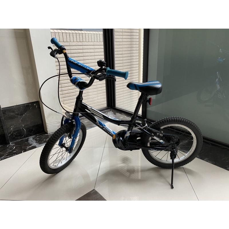 <二手> 捷安特Animator16吋童車,含輔助輪和腳架
