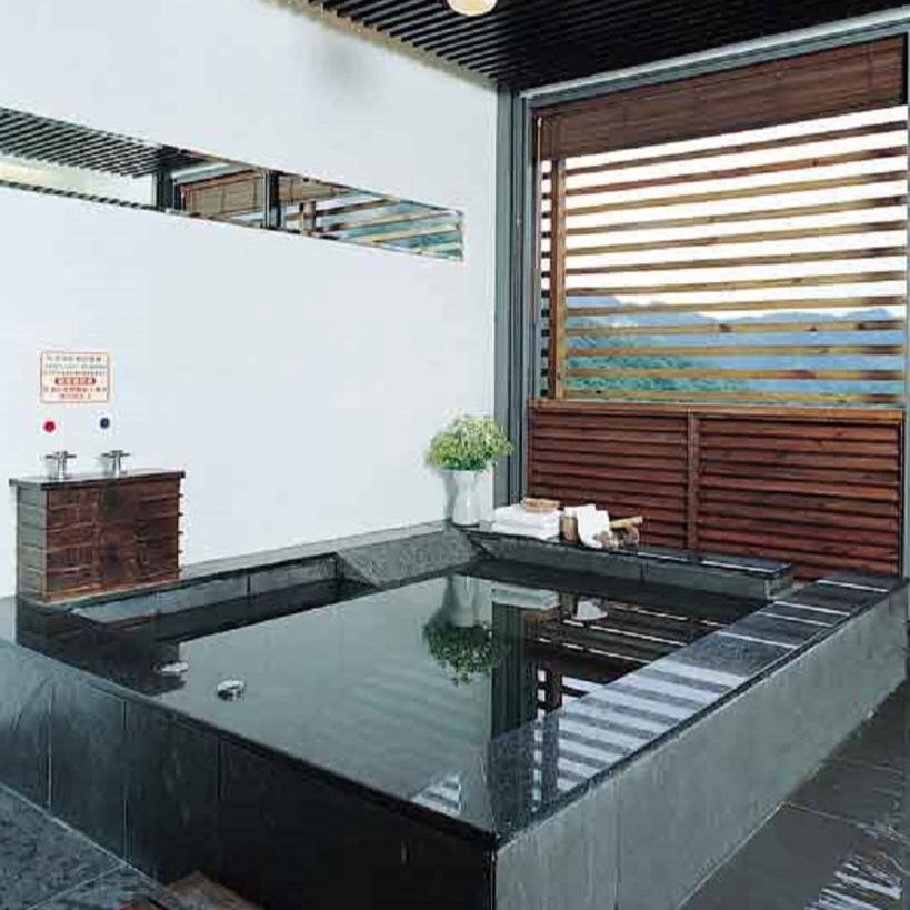 淞呂溫泉會館-觀景湯房泡湯券 [送雙人午茶][烏來]【幸福輪】