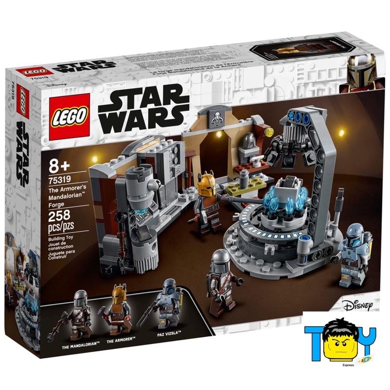 LEGO 樂高75319 曼達洛煉治場