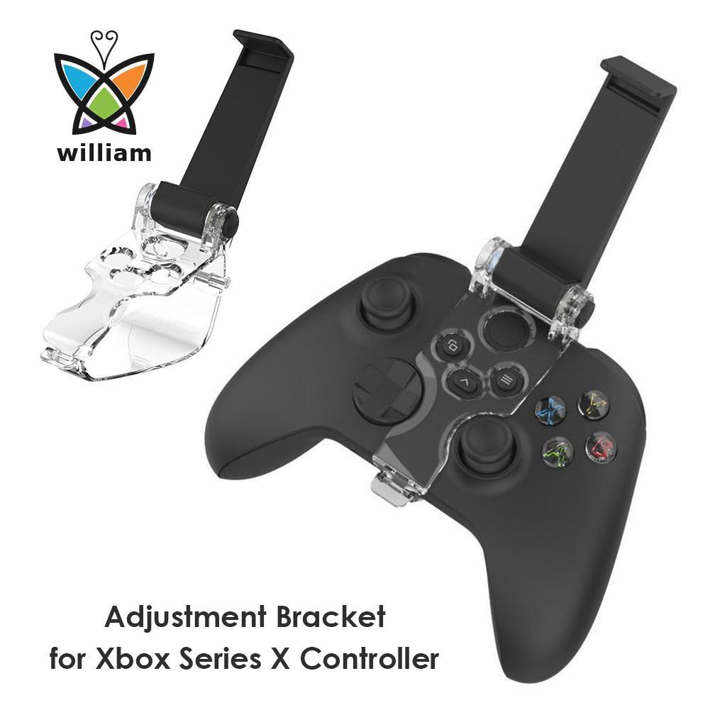 | Ready | Will | 用於 Xbox Series S X 無線控制器手機座可調安裝支架