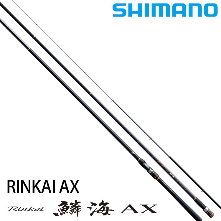 SHIMANO 19 鱗海 AX [漁拓釣具] [黑鯛磯釣竿] [ISO]