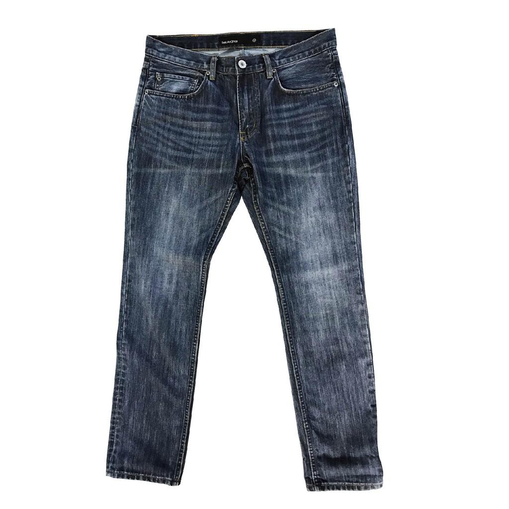 Les Ananas | 男裝牛仔褲 高規格高質感 透氣修腿耐磨輕量防撕裂