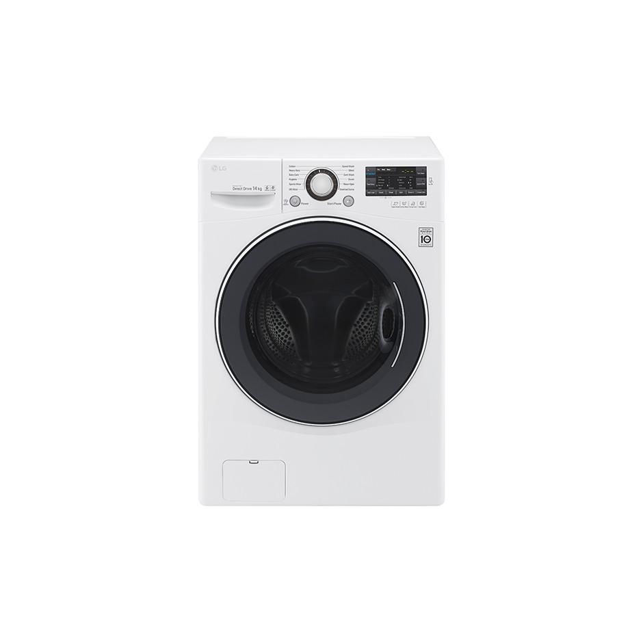 滾筒 加碼 安裝 LG 樂金 14公斤 洗脫烘 變頻 滾筒 洗衣機 F2514DTGW 2514DTGW