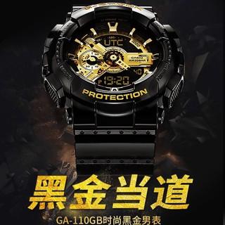 ⭐️現貨|海外精裝版|CASIO手錶|鋼鐵人款|男錶|G-SHOCK|八角的錶殼設計|GA-110經典男生女生錶⭐️ 新竹縣