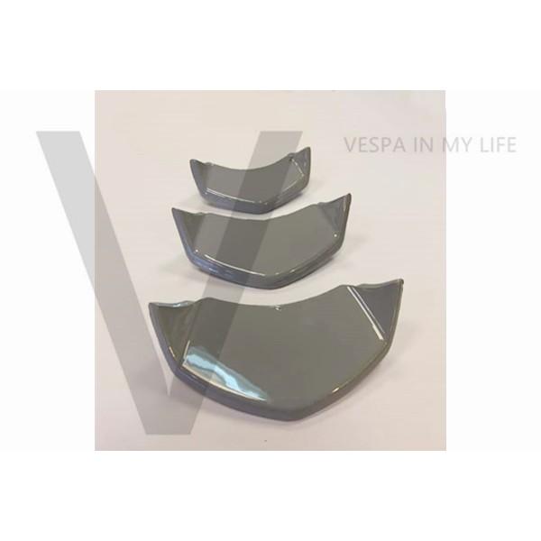 【偉士商店】VESPA 衝刺/春天專用 2019年 喇叭飾蓋 三件組 水泥灰 喇叭蓋