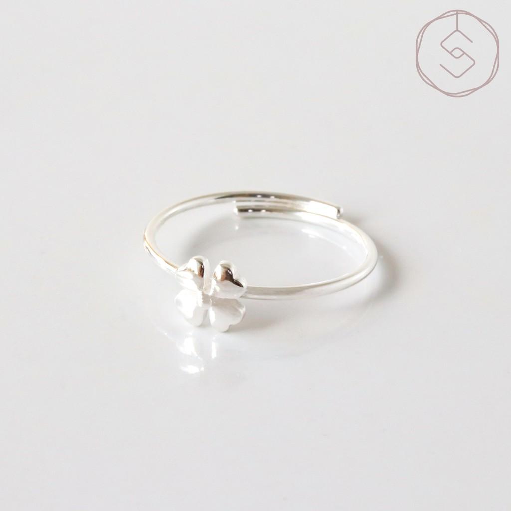 【SPANCONNY】巧遇 純銀戒指