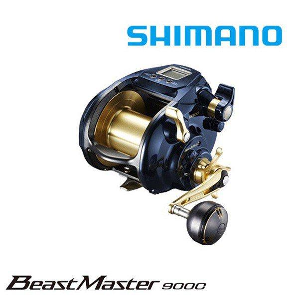 SHIMANO 19 (BM9000) BEAST MASTER 9000電動捲線器 DcgC