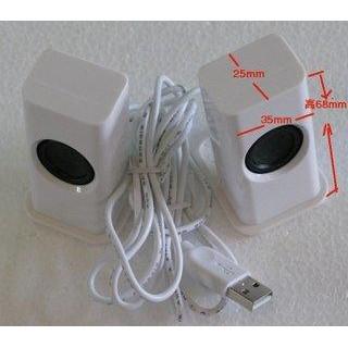 宏碁 ACER 迷你 多媒體揚聲器 USB筆記型 電腦小喇叭 袖珍音響 WIN7 WIN8 臺北市