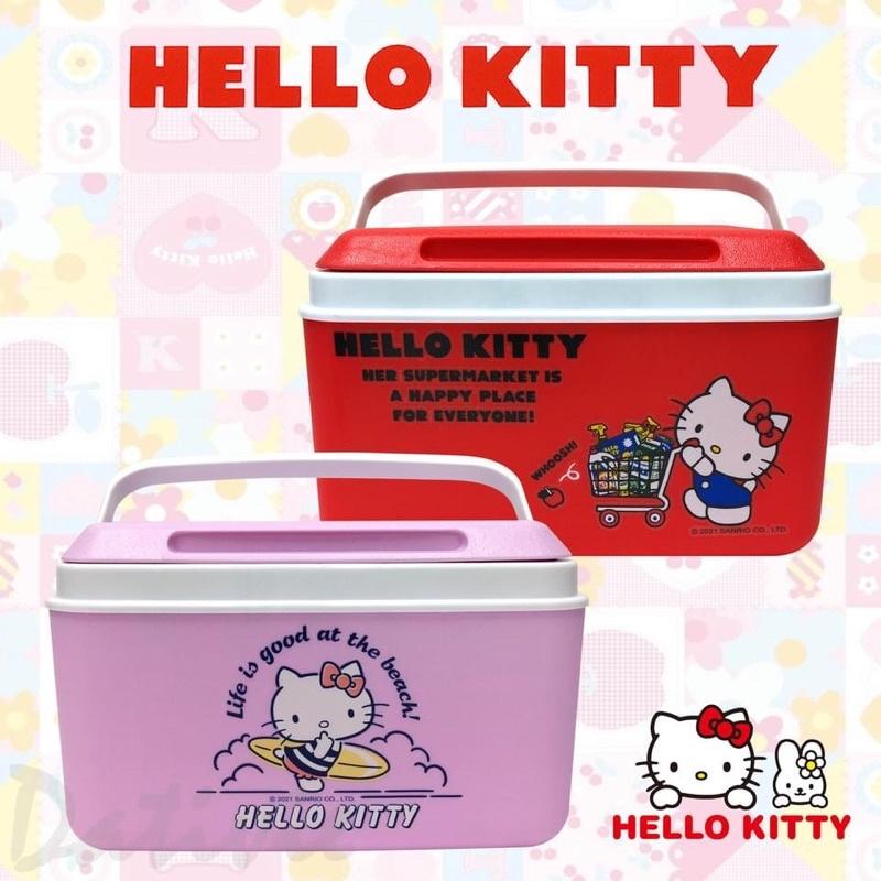 (現貨)da024 Hello Kitty 行動保冰桶