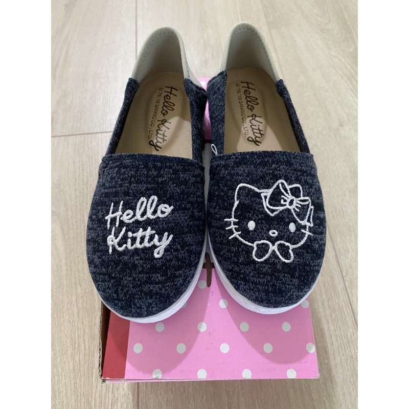 兒童Hello kitty鞋子