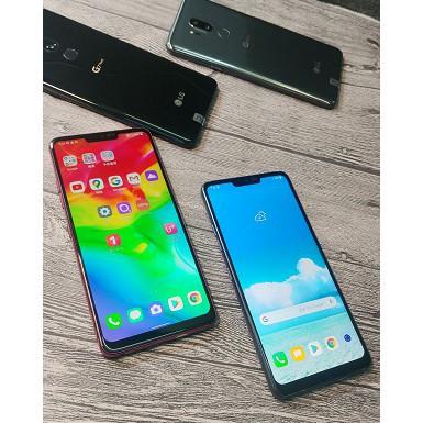 【匯豐數碼】正品 LG G7 ThinQ 韓版美版 4+64G 驍龍845  6.1英寸屏HIFI音質 99新福利機