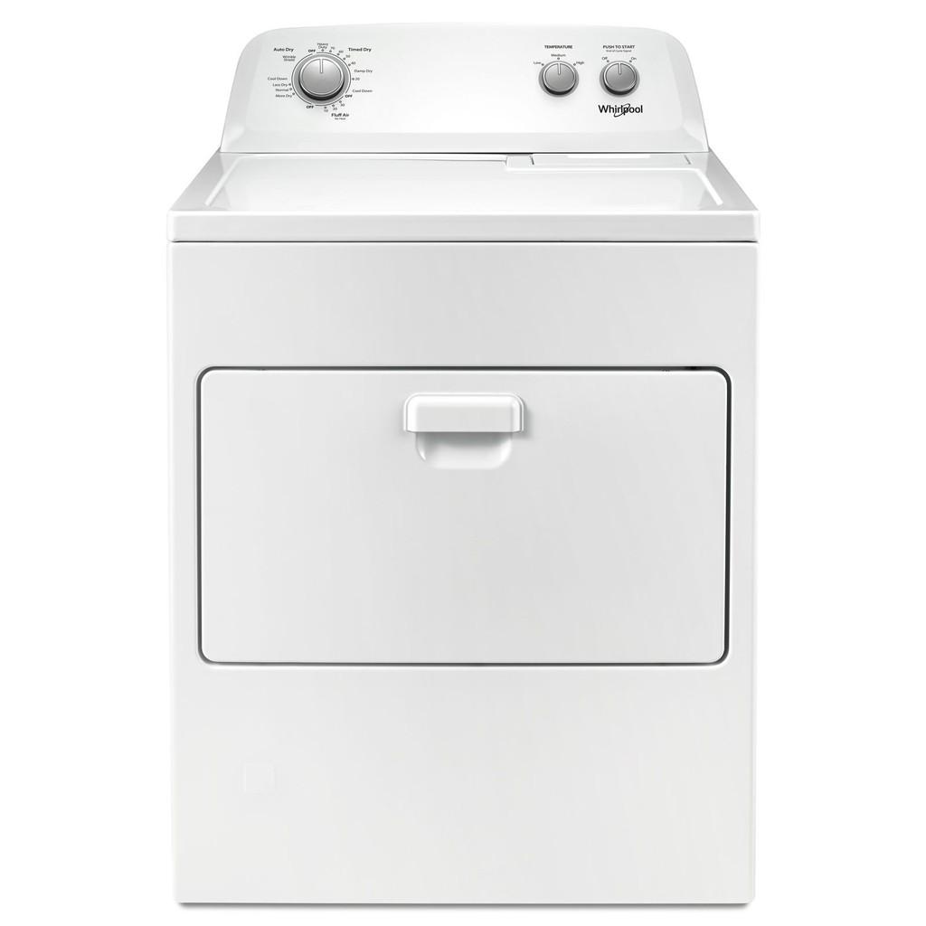 【聊聊最低價 】惠而浦 WGD4850HW 全新品 免運全省配送 基本安裝【12公斤】下拉門瓦斯型直立乾衣機
