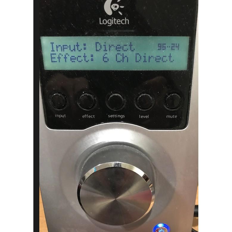 Logitech 羅技 Z5500 5.1 THX專業劇院認證 音響