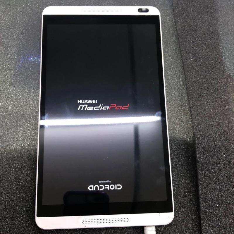 華為故障零件機 Mediapad M1 WiFi S8-3066 $900