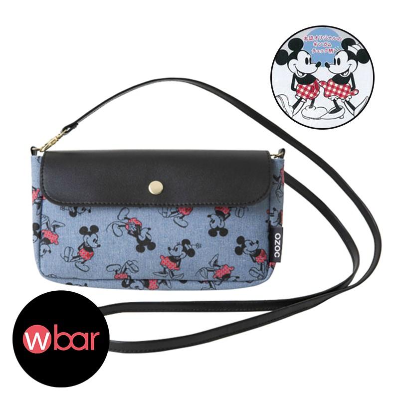 c221409d0b97 ☆Juicy☆日本雜誌附錄迪士尼米妮米奇手拿包小物包側背包肩背包+ 雙面托特包購物袋環保包組合| 蝦皮購物