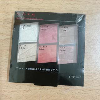 KATE凱婷 同調六色眼彩盤 眼影盤 彩妝盤 EX-1 臺中市