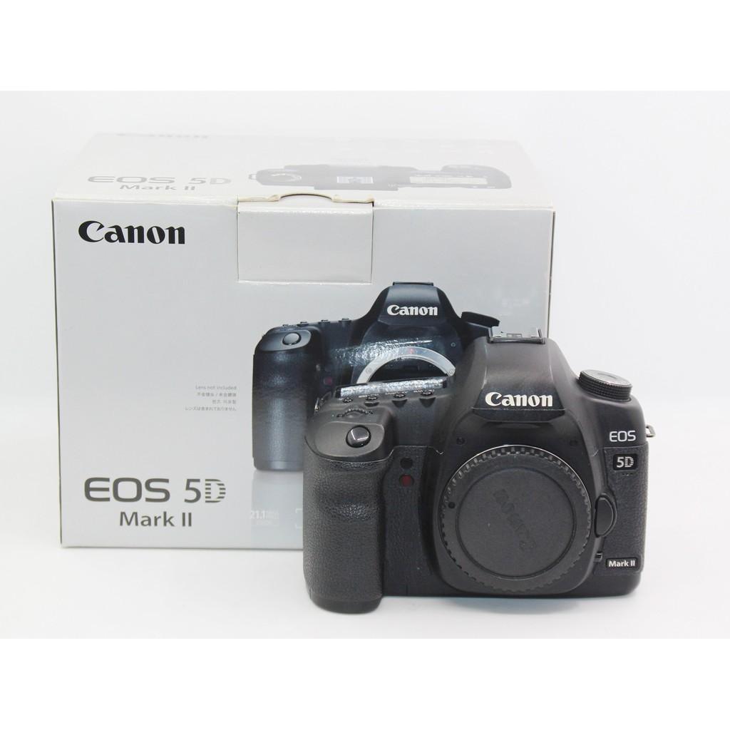 【青蘋果】Canon EOS 5D Mark II 5D2單機身 二手 快門915XX 全片幅 #DC211