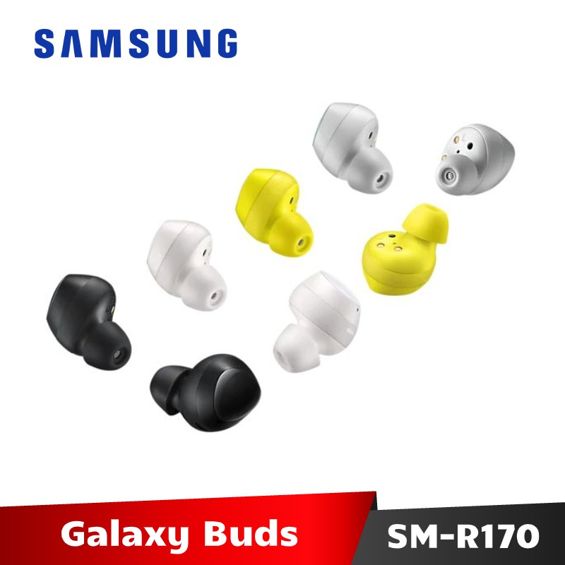 SAMSUNG Galaxy Buds 真無線藍牙耳機 R170 (黑/白/銀)