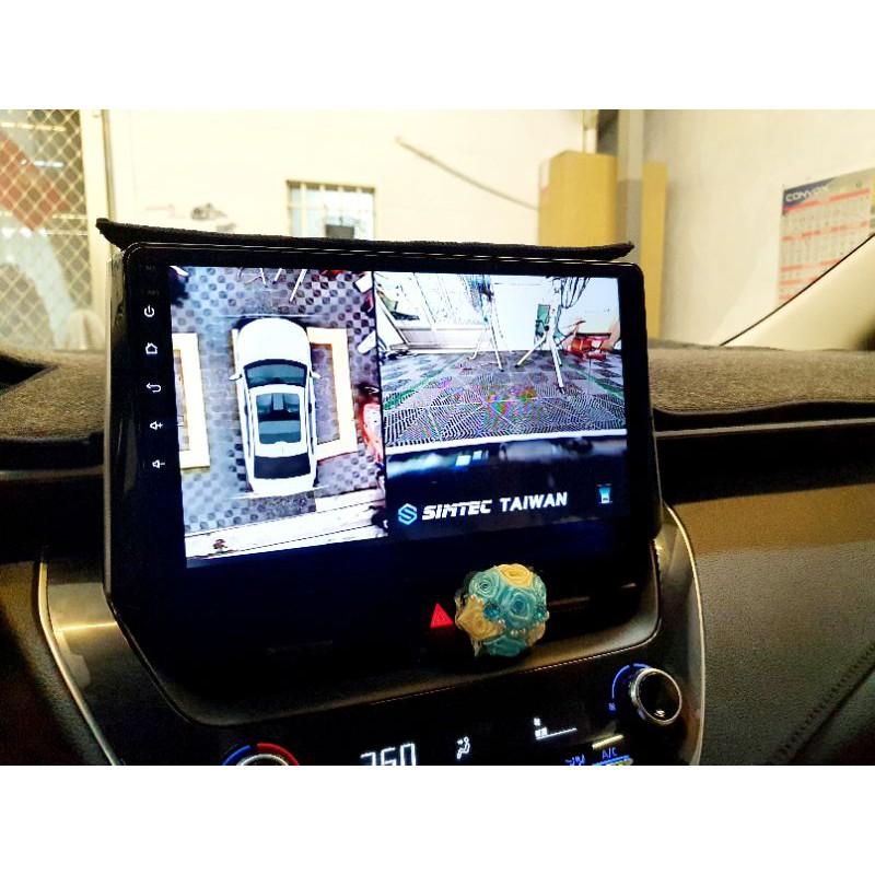 銳訓汽車 台南麻豆 TOYOTA ALTIS 12代 智乘科技 安卓機 8核心DSP頂級旗艦機種 搭配興運科技 3D環景