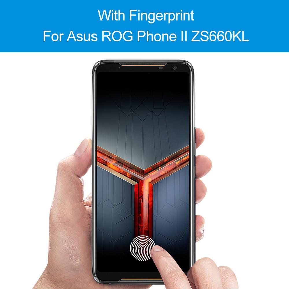 華碩 AUSU ROG2手機屏幕總成ROG3全新原裝顯示屏Phone2代液晶屏幕