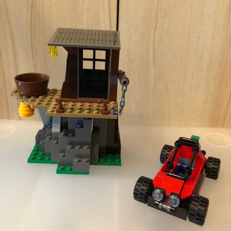 LEGO樂高 60173 不含人偶