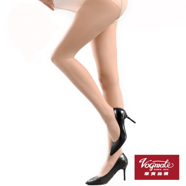 【華貴】T字臀型全透明超彈性褲襪(7299)吸濕排汗