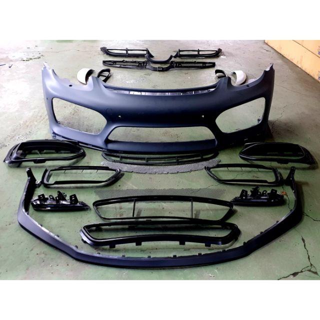 挖保 Porsche718 空力套件 大包 GT4 Porsche981 981Boxster全車升級空力套件
