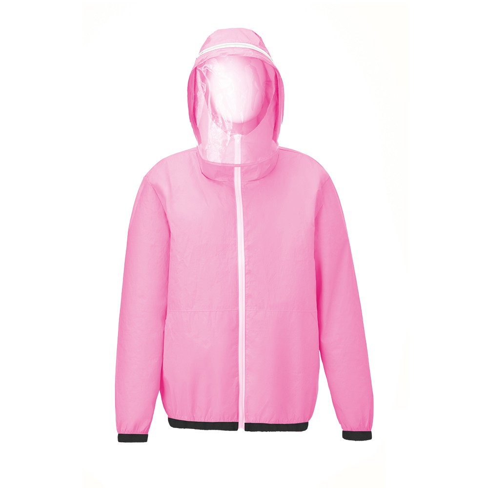 USii 防護機能夾克-亮麗粉 M