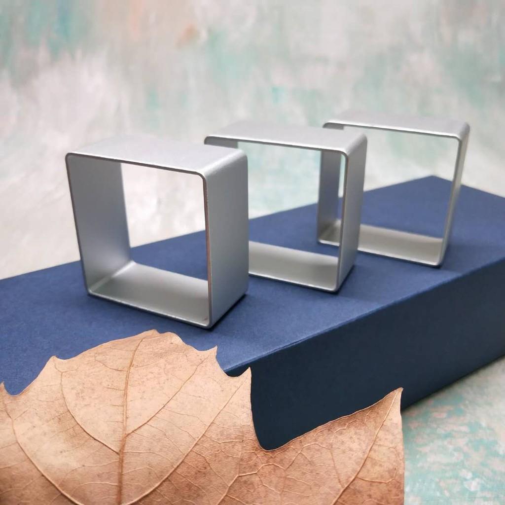 臺灣現貨 高品質鳳梨酥模具正方形尺寸同sn3752 45*45*32mm成品約45g