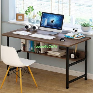 【現貨 保固】成人小型出租屋的簡約電腦桌一米 1.2米80cm單人經濟型書桌辦公桌